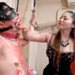 性器を責める女達 乳首ペニス拷問責め