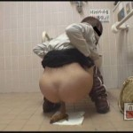 素人投稿 自画撮りシリーズ027 浣腸排泄FILE4