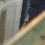 隠撮 女子校内男性職員トイレで立ちション(2)