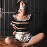 東京緊縛 受難のメイド千明 屋根裏部屋のお仕置