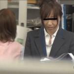 社内隠撮 OL大便記録1 〜給湯室横トイレで気まずい排泄〜