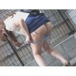 盗撮 清楚な女子達の失態…街中爆尿漏らし