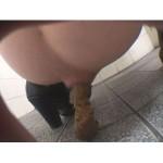 盗撮!!ハイセツ視姦記録1 -公衆トイレ素人騙し撮り-