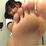 美少女の足裏12