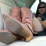 女性専用履き潰し靴収集家2