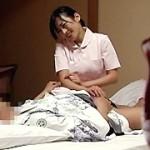 温泉旅館出張女マッサージ師を口説いて猥褻行為!2