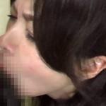 熟女イラマチオ嗚咽と唾液まみれの喉奥発射