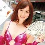 川上ゆうの乳首舐め手コキに耐えたら10万円
