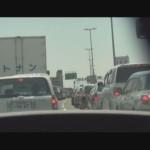 高速道路失態集 車中限界ションベン