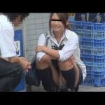 盗撮!!女子高生パンツアラカルト6