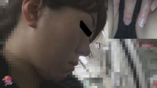 【2月新作先行販売 第一弾】満員電車OLオナニー2
