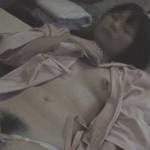 温泉施設リラクゼーションルームでうたた寝している女にイタズラ 1