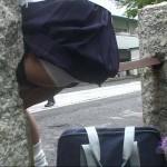 隠撮 後ろからパンツ 2 女子校生限定