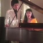 女教師 濡れたピアノの下で 横須賀昌美