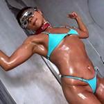 変態筋肉熟女