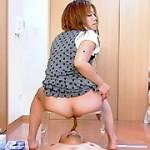 美少女のハードリンチ完全食糞調教3-2 矢沢リン編