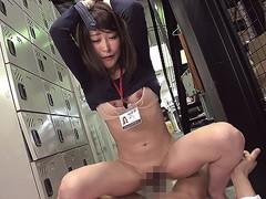 中途入社7年目 人妻SOD女子社員 出版事業部 織田玲子