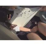女子校生誘拐 車中脅迫ナイフ