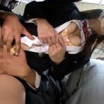 電車内で痴漢された美女厳選集