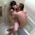 父親とお風呂で近親相姦