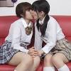 日本平成女子 濃厚接吻
