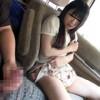 車の中でセンズリ見てもらったら興奮しちゃった素人娘3