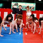 ふんどし美女にちんぽモロ挿し!熱闘くい込み女相撲3