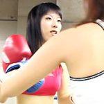 燃えろ!!女子ボクシング!! Vol.01