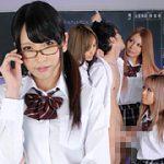 クラスの性的イジメの黒幕は美人ギャル生徒会長!!2