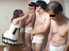 女仕置人は神戸系お嬢様 白ブーツで集団リンチ