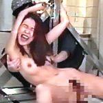 女スパイ拷問 くすぐり笑い地獄の刑8