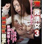 痴漢発情女 3 〜敏感巨乳限定Ver.〜