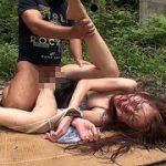 野外拉致強姦