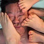 足指名人1 素人の足指がいっぱい