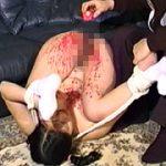 女校生凄惨 小娘無慈悲強制拷問