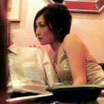 六本木のキャバ嬢に営業中の店のトイレでフェラ vol.2