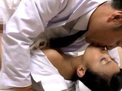 真っ白な病院の中の黒い部分 医者と看護師の淫らな素顔