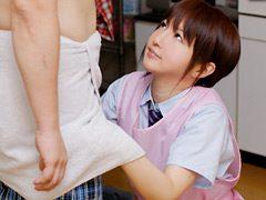 女子校生ご自宅混浴サービスのアルバイト