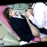 盗撮流出 産婦人科に通う女子校生に迫る卑劣な罠