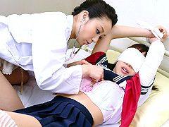 ガールズトークから始まる女の子同士のレズ願望。