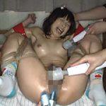 小●生少女をイッてイッてイカせまくる拘束凌辱大拷問