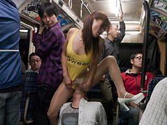ハイレグ食い込みバス