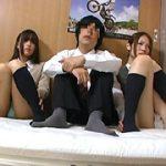 僕の自宅には、クラスの女子がAV見たさにやって来る3