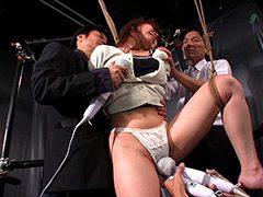 激ヤバ!素人ヒロイン性拷問 忍×2