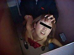 女子校生だけを狙う凶悪痴漢の趣味の記録映像が流出!
