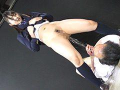 強制飲尿M男虐待 M男、パイパンの刑!