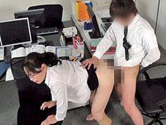 複合ビル内の淫劇 オフィス・個人病院・共同トイレ