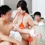 一般男女モニタリングAV 男子学生と初めての密着泡洗体