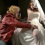 Qutie Plum013 ウェディングドレスの花嫁21人【中出し】