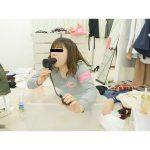 投稿動画 イラマゲロ女② 〜いっぱい食べて喉奥ディルド〜